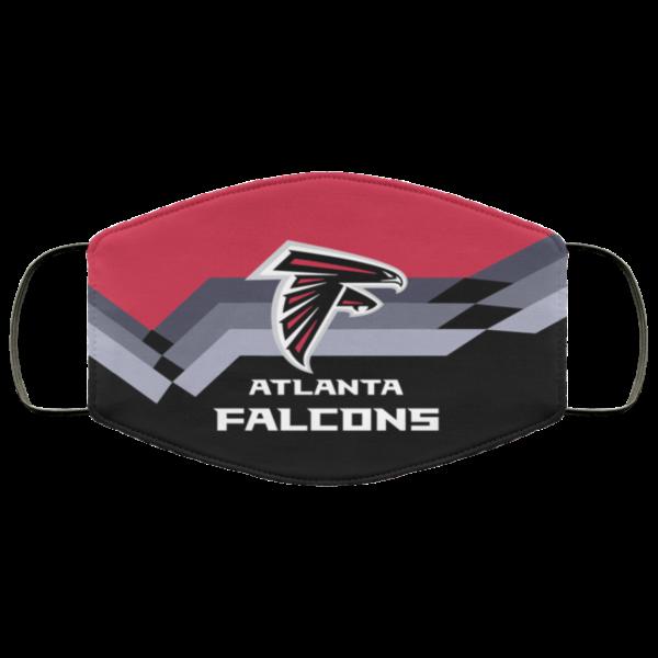Atlanta falcons american football face mask