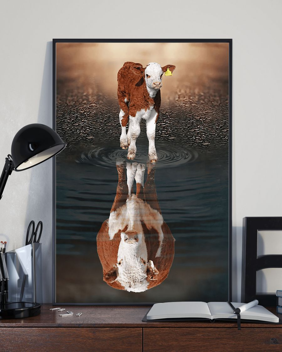 Believe In Yourself - Hereford Vertical Posterz