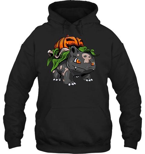Gift For Halloween Bulbasaur Halloween Shirt