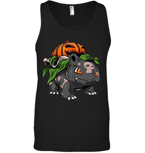 Gift For Halloween Bulbasaur Halloween Tank Top