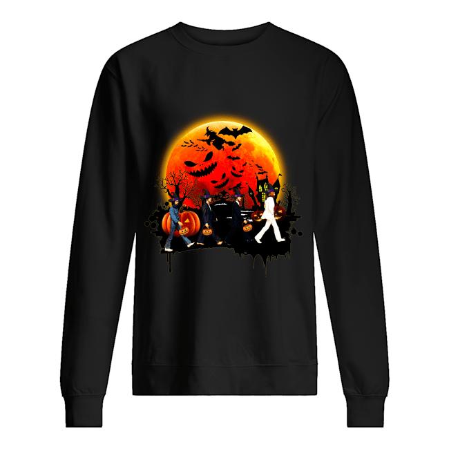 Halloween Pink Floyd Long Sleeve
