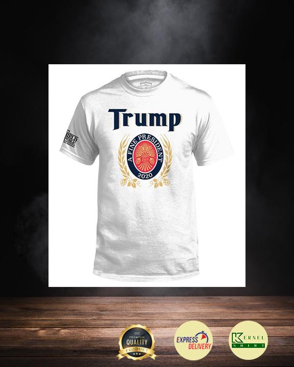 Trump The Finest President 2020 Shirt 1
