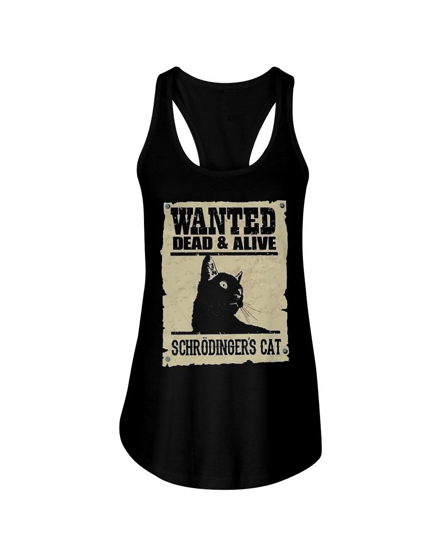 Wanted Schrodinger Cat Women Tank