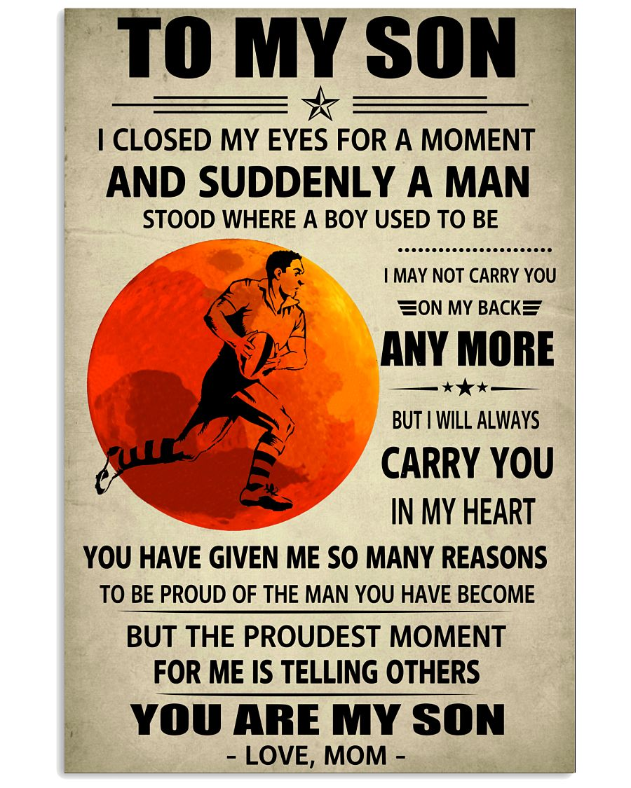 Your Have Given Me So Many Reasons Poster